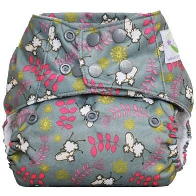 Microfiber Pocket Diaper by Sweet Pea