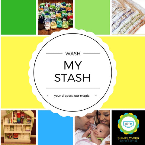 Wash My Stash!