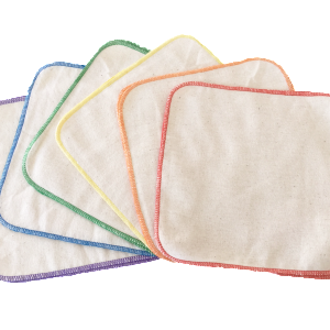 Cloth Wipes Flannel Luludew (dozen)