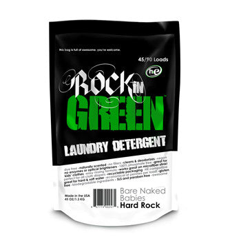 Rockin' Green Detergent Hard Core Concentrate 45oz (90 Loads)