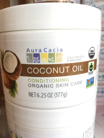 Aura Cacia Coconut Oil