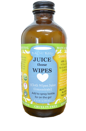 Wipes Concentrate - BALM Juice Those Wipes Concentrate