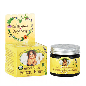 Earth Mama Angel Baby Bottom Balm 2oz