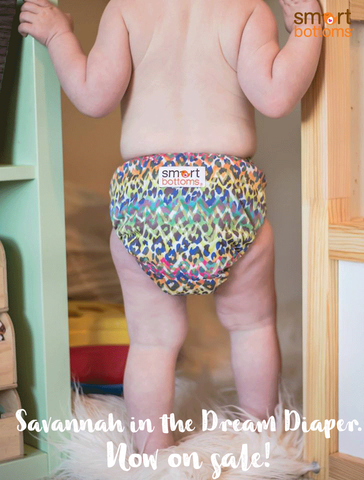 Savanna Dream Diaper