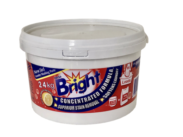 OhSoBright 2.4 kg Laundry Detergent Washing paste
