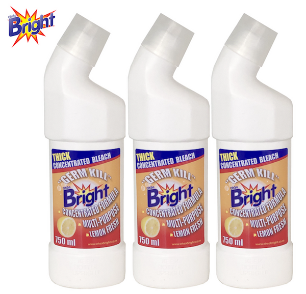 OhSoBright Thick fragranced bleach