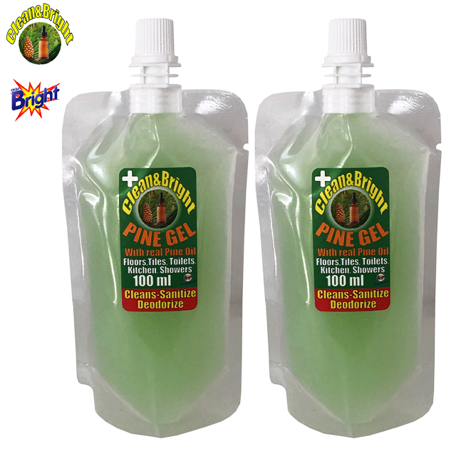 Clean&Bright Pine Gel 100ml