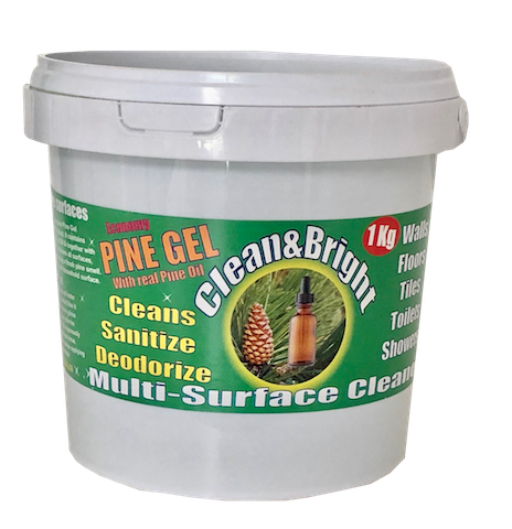 Clean & Bright Multi-Purpose Pine gel 1kg