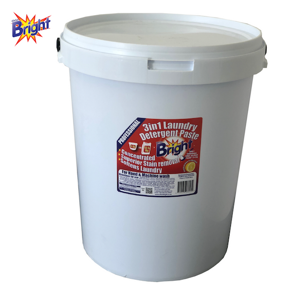 OhSoBright 25kk Laundry detergent paste bucket