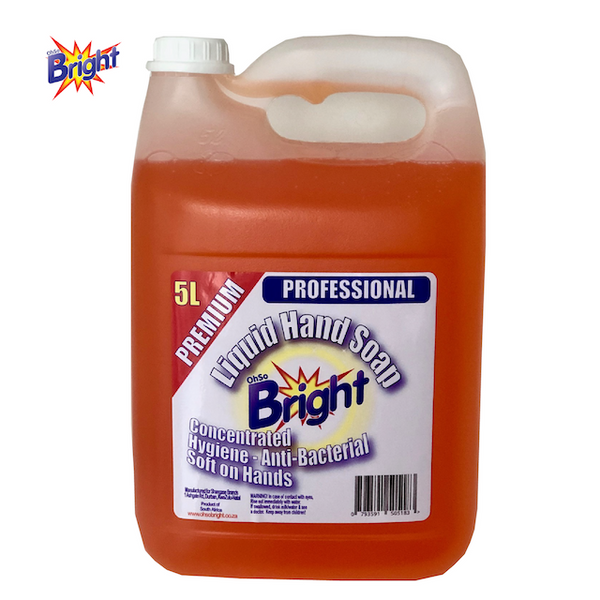 OhSoBright 5 Liter antibacterial liquid hand soap