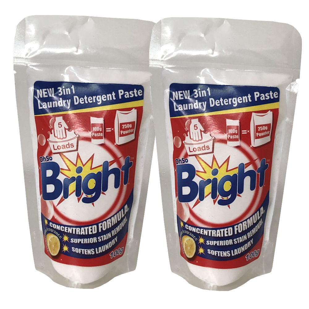 OhSoBright Laundry Detergent paste 100g