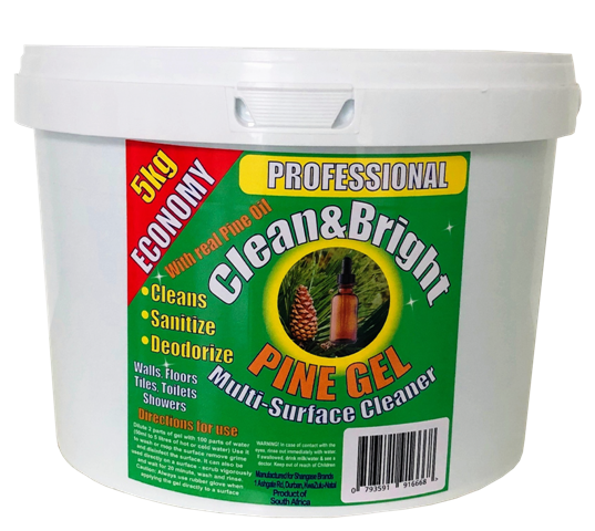 Clean&Bright Multi-Purpose Pine gel 5kg