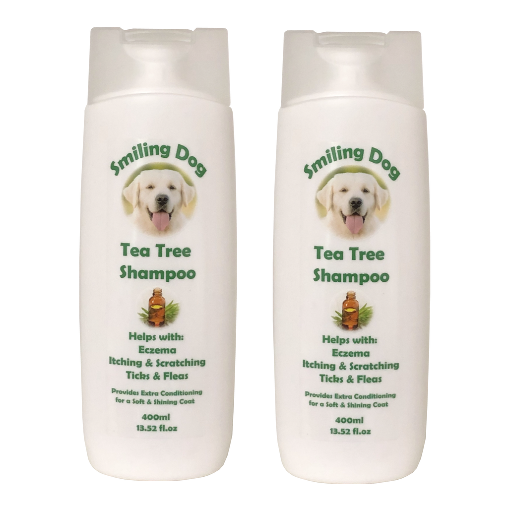Tea Tree Dog Shampoo 400ml