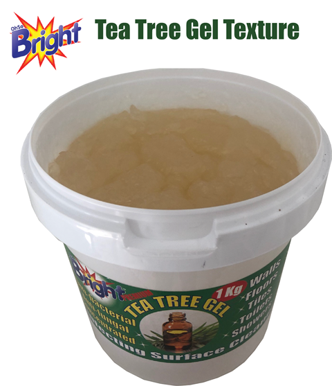 OhSoBright multi-purpose Tea Tree Oil cleaning & sanitizing gel 5kg