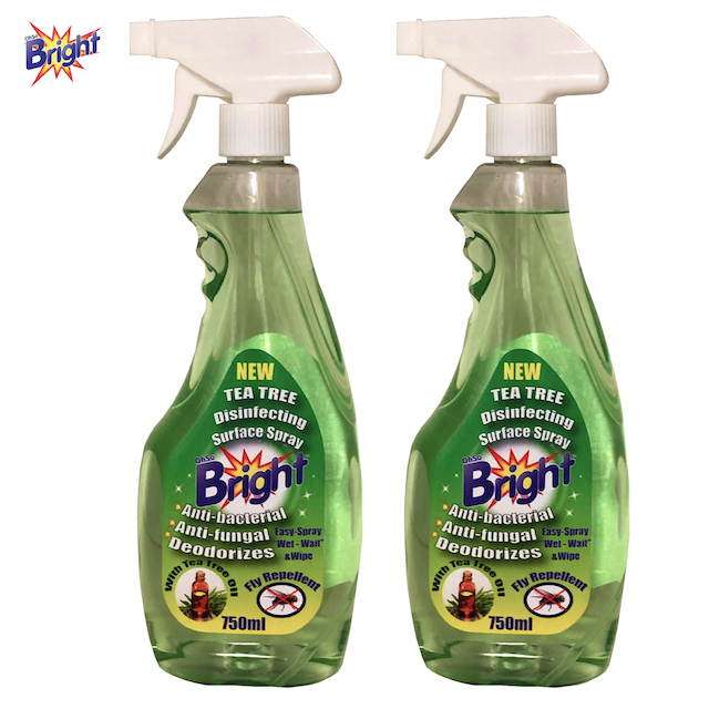 OhSoBright Tea Tree disinfecting spary 750ml