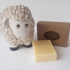WCW Lanolin Rich Bar Soap- For People or Wool!
