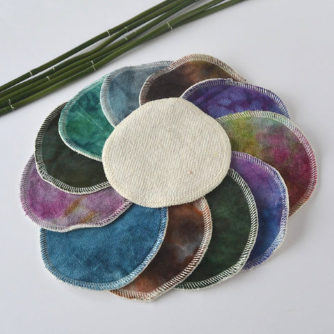 WCW Mini OBV/Hemp Wipe Circles- 12 pack