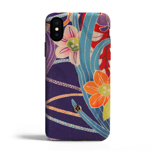 iPhone Xs Max Case - Kimono Capsule collection 005