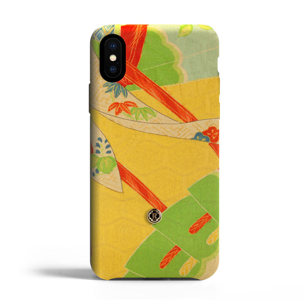 iPhone Xs Max Case - Kimono Capsule collection 006