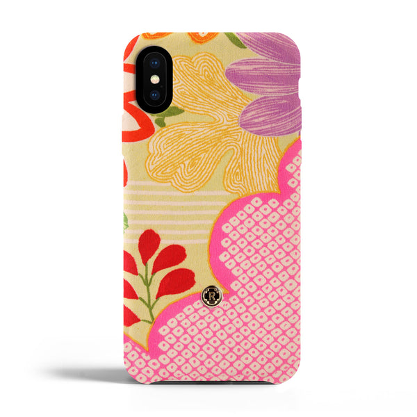 iPhone X/Xs Case - Kimono Capsule collection 007