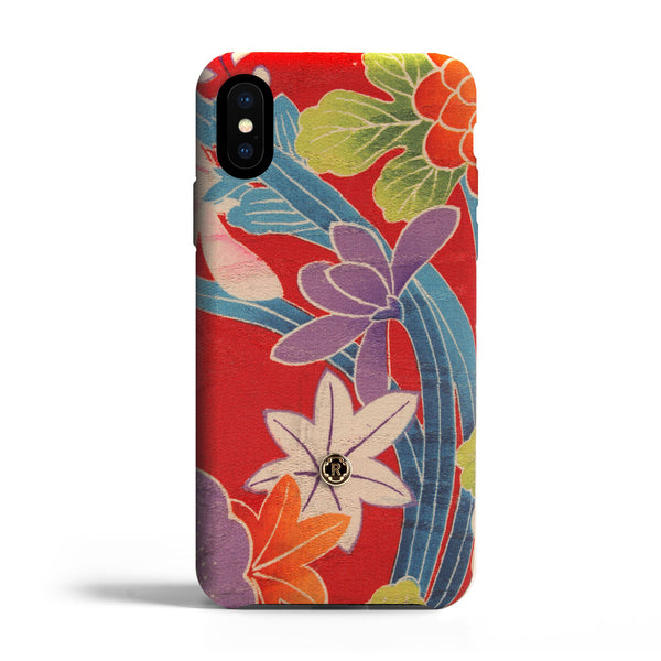iPhone Xs Max Case - Kimono Capsule collection 008