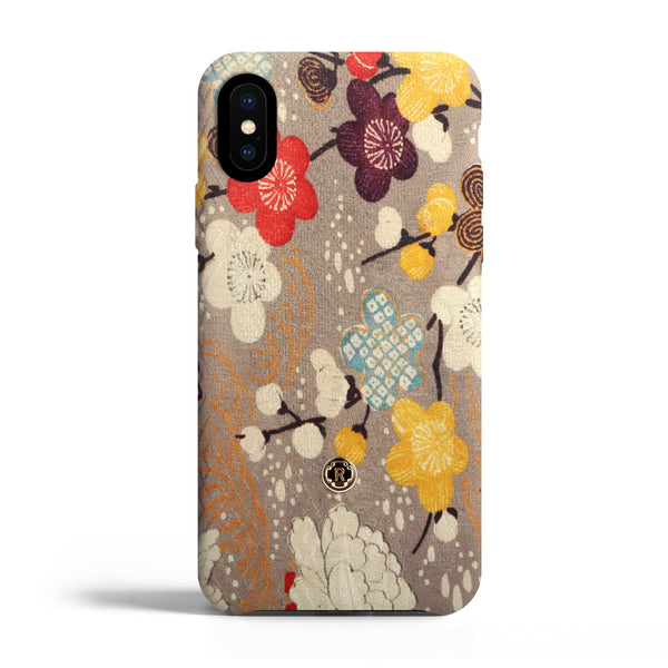 iPhone X/XS Case - Kimono Capsule collection 012
