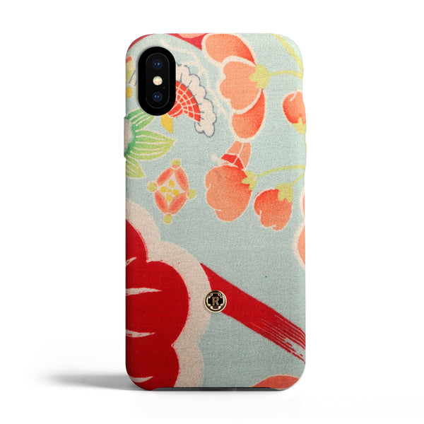 iPhone X/XS Case - Kimono Capsule collection 013