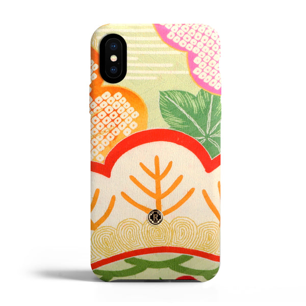 iPhone XS Max Case - Kimono Capsule collection 015