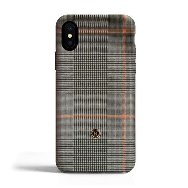 iPhone X/Xs Case - Prince of Wales - Taormina