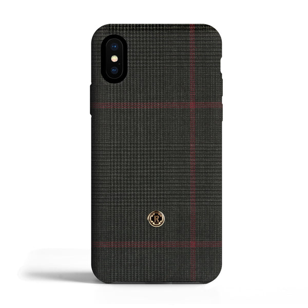 iPhone X/Xs Case - Prince of Wales - Ametista