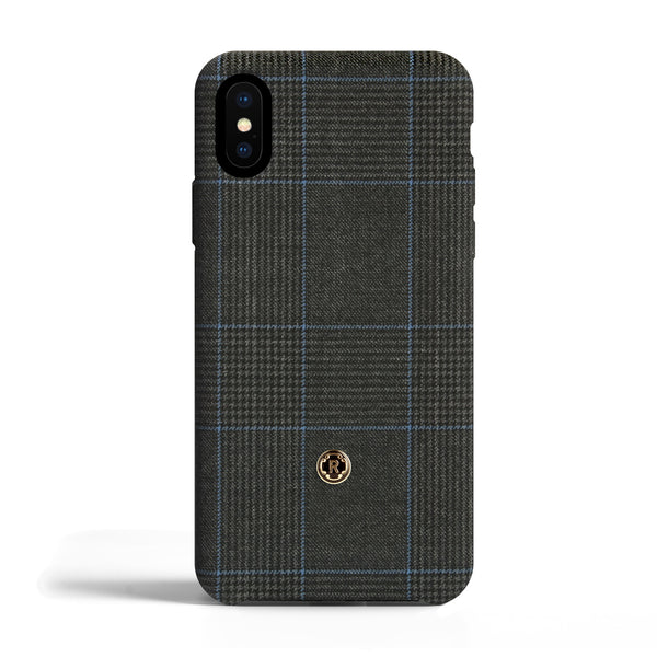 iPhone X/Xs Case - Prince of Wales - Capri