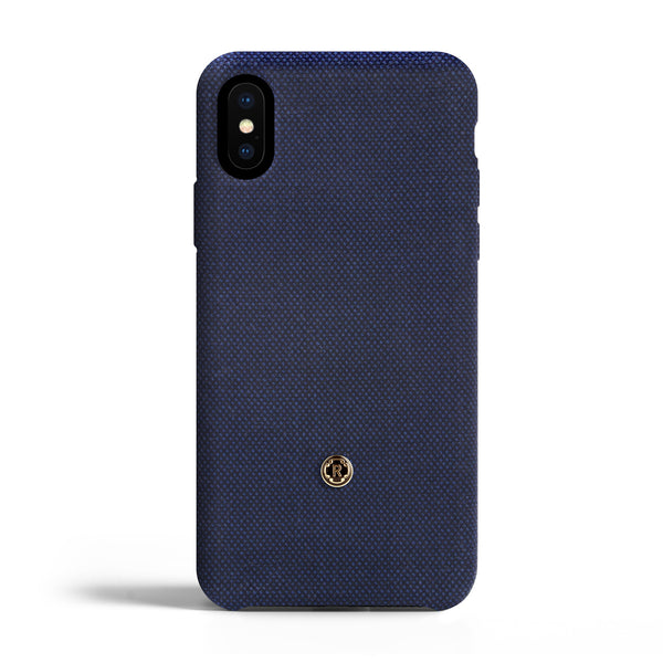 iPhone Xs Max Case - Bird's Eye - Blu di Prussia