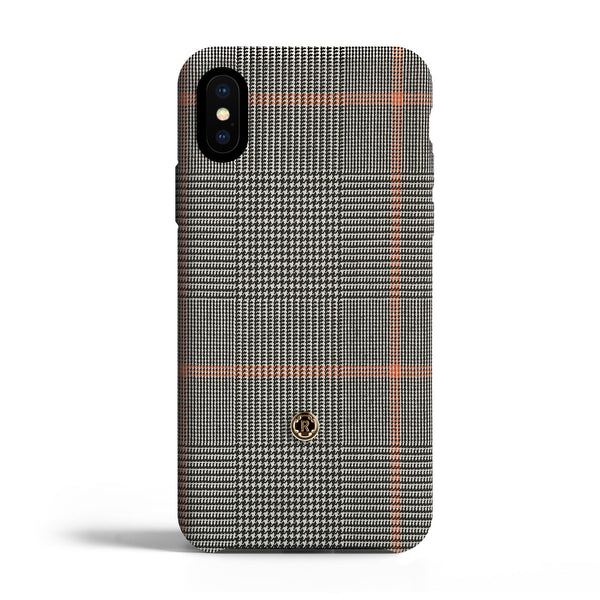 iPhone Xs Max Case - Prince of Wales - Taormina