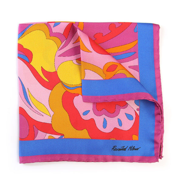 Pocket Square - Lakeshore - Carlotta