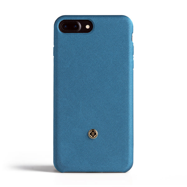 iPhone 6/6s/7/8 PLUS Case - Bleu de France Silk
