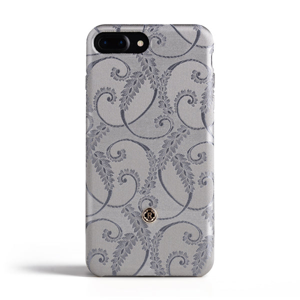 iPhone 6/6s/7/8 PLUS Case - Silver of Florence Silk