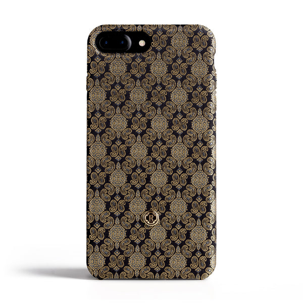 iPhone 6/6s/7/8 Case - Venetian Gold Silk