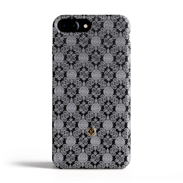 iPhone 6/6s/7/8 PLUS Case - Venetian White Silk