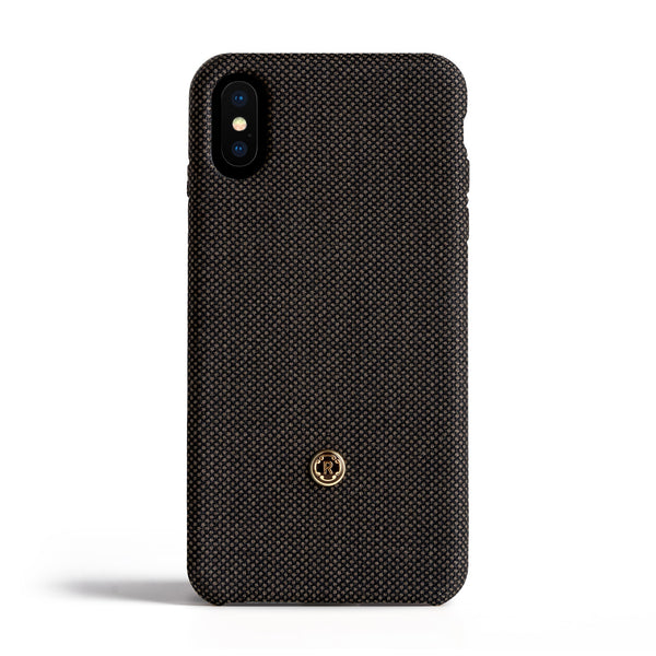 iPhone Xs Max Case - Bird's Eye - Ebano