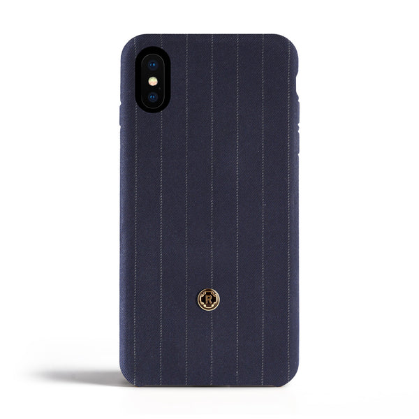 iPhone X Case - Pinstripe