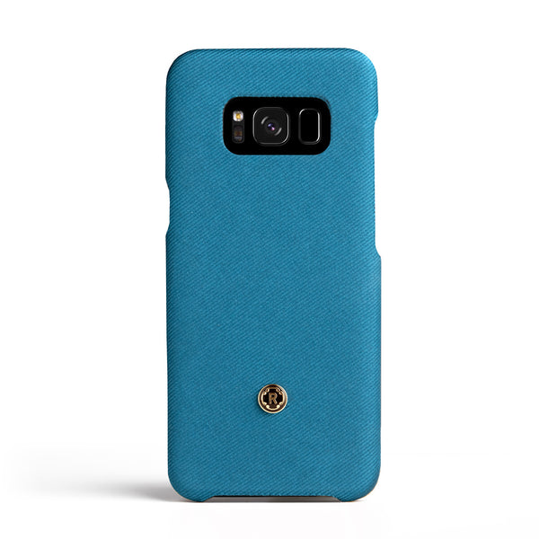 Samsung Galaxy S8 PLUS Case - Bleu de France Silk