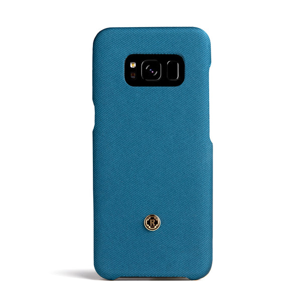 Samsung Galaxy S8 Case - Bleu de France Silk