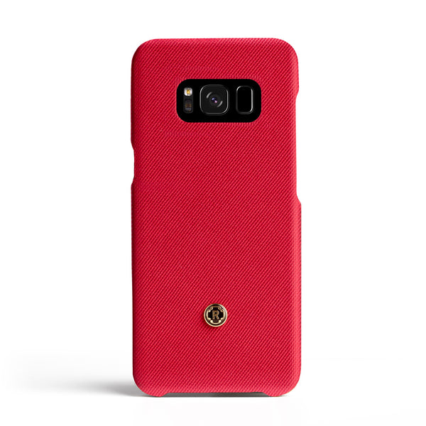 Samsung Galaxy S8 PLUS Case - Ruby Silk