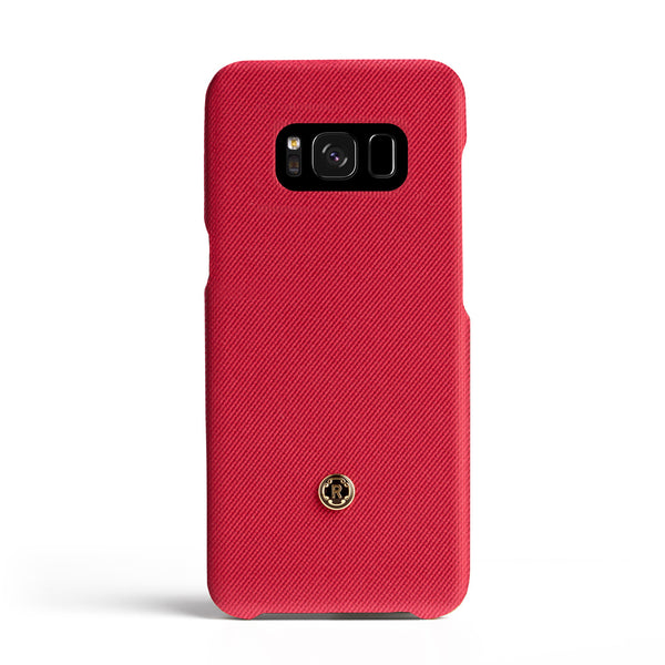 Samsung Galaxy S8 Case - Ruby Silk