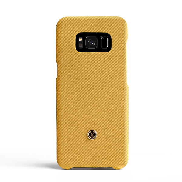 Samsung Galaxy S8 Case - Vegas Gold Silk