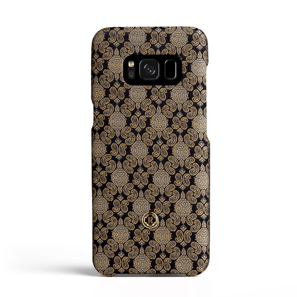 Samsung Galaxy S8 Case - Venetian Gold Silk