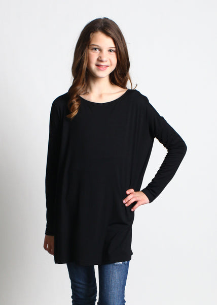 Original Kids Long Sleeve Top - Piko Clearance Center - 1