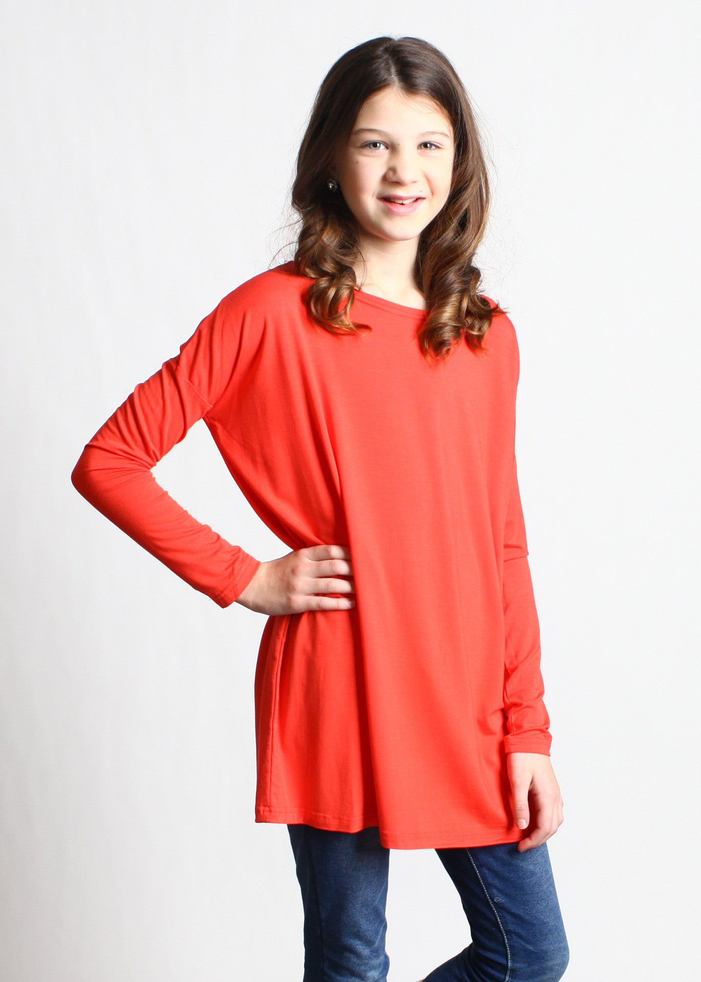 Original Kids Long Sleeve Top - Piko Clearance Center - 8