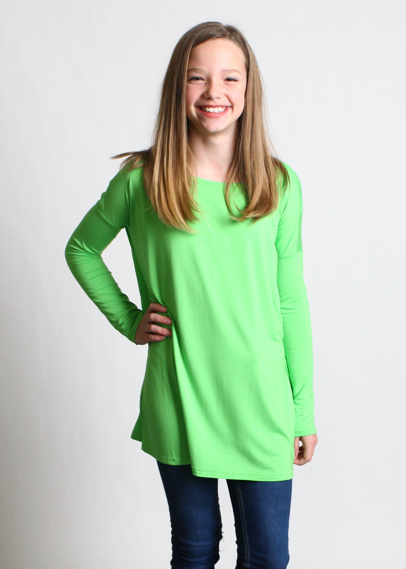 Original Kids Long Sleeve Top - Piko Clearance Center - 10