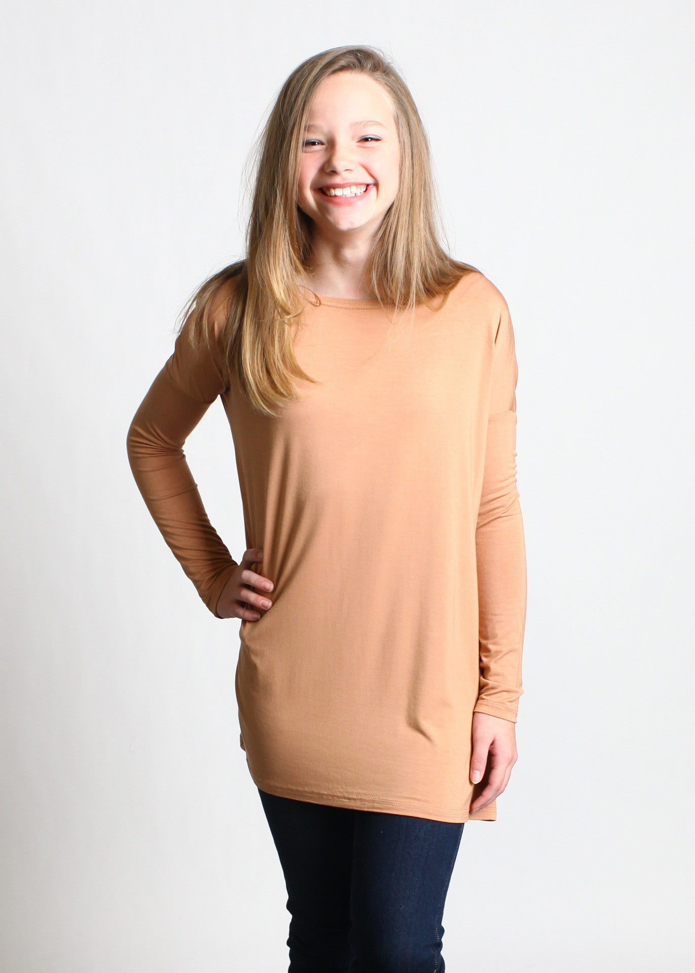 Original Kids Long Sleeve Top - Piko Clearance Center - 12